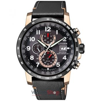 Ceas Citizen SPORT AT8126-02E Eco-Drive Sport Radio Controlled