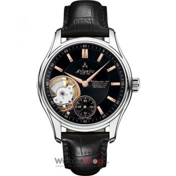 Ceas Atlantic WORLDMASTER 52951.41.61R LUSSO 1888