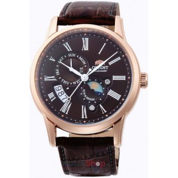 Ceas Orient SUN AND MOON FAK00003T0 Automatic