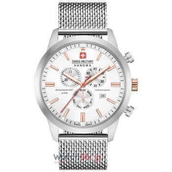Ceas Swiss Military by HANOWA 06-3332.04.001.09 Chrono Classic II
