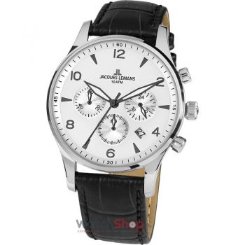 Ceas Jacques Lemans LONDON 1-1654ZB Cronograf