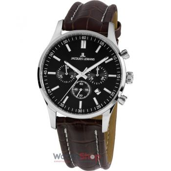 Ceas Jacques Lemans LONDON 1-2025A.1 Cronograf